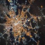 Așa se vede Bucurestiul din spațiu (Foto)