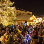 Târgul de Crăciun de la Cluj, printre cele mai frumoase din Europa (Foto)
