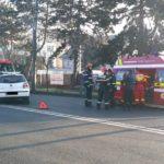 Accident cu doua victime în Bistrita (Foto)
