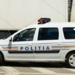 O soferita drogata a rupt gardul unei case din Oradea