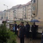 Omagiu polițiștilor cazuti la datorie (Foto)