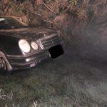 Șoferul a adormit la volan. A ieșit în afara drumului (Foto)