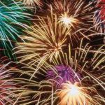 Foc de artificii la Alba Iulia