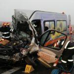 Accident mortal pe autostrada Arad - Timisoara !