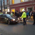 Femeie izbita de autobuz. Victima dusa la spital (Foto)