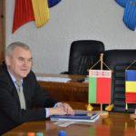 Ambasadorul Republicii Belarus în Romania, în vizita la Satu Mare