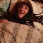 Hai sa o ajutam ! O bătrâna are nevoie de sprijin (Foto)
