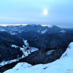 Opt adolescenti s-au ratacit in munti. Salvamontistii au intervenit