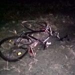 Biciclist lovit de o remorca. Victima la spital