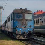 Protest la CFR. 19 trenuri anulate