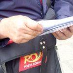 Poștașii care intră în contact cu persoanele aflate în autoizolare trebuie să poarte mască protecție