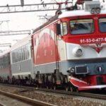 Se reia circulatia trenurilor în Romania