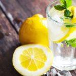 Apa cu lamaie. Beneficiile acestei bauturi
