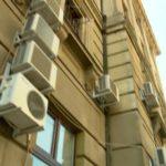 Fără aparate de aer condiționat pe fațadele imobilelor din zona centrală a orașului