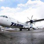Tarom reia zborurile pe ruta Satu Mare – București