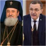 Președintele Academiei Romane și Mitropolitul Ardealului, făcuți cetateni de onoare