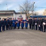 Avansari în grad la IJJ Hunedoara