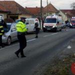 Accident grav. 7 persoane implicate (Foto)