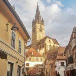 Sibiul, primul oraș cultural din Romania