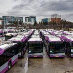 25 de troleibuze noi au fost puse în circulație