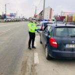 Politistii fac controale ! Filtre in municipiul Satu Mare ... dar si in judet ! ((Foto)