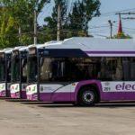 Mijloacele de transport în comun vor circula normal în Cluj