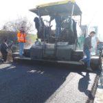 CJ a reluat lucrările de asfaltare, pe DJ 103G Săndulești – (DJ 103I) Cheile Turzii