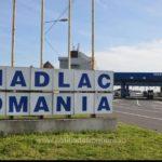 Zeci de migranti prinși la Nadlac