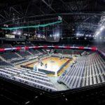 Meciurile de baschet din Romania se vor juca cu porțile inchise
