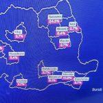 Coronavirus: Aradul, pe locul 2 în țara, la numărul deceselor !