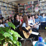 """Aici începe altceva. Moment cultural la Școala Gimnaziala """"Avram Iancu"""" din Satu Mare (Foto)"""