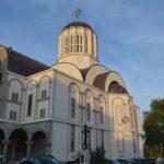 O biserica din Satu Mare face o donatie către Spitalul Judetean