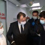 Ministrul Sanatatii, in vizita la SJU Arad. Ce concluzii a tras ? (Foto)