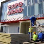 Au început lucrările de amenajare a spitalului de campanie de la Expo!