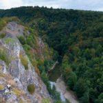 Loc unic în Romania ... Are și porțiuni de tip canion (Foto)