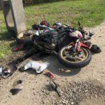 Accident teribil. Un motociclist a murit