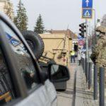 Militarii au iesit in strada. Ce spune MApN ?