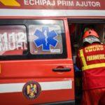 Accident intre Moftin și Carei. Doua femei la Urgențe
