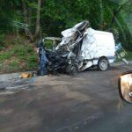Accident mortal. Un TIR implicat (Foto)