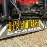 Transporturi agabaritice pe ruta Borș  – Podari