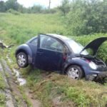 Accident cu trei victime (Foto)