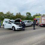 Accident cu doua victime (Foto)