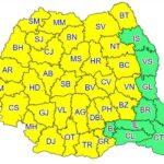 Instabilitate atmosferica în toata Transilvania