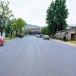Bistrita: 34 de străzi asfaltate