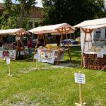 """Târgul """"Produs în Bistrita-Nasaud"""", astăzi, lângă Biserica Evanghelica (Foto)"""