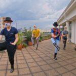"""Tineri artiști ai Ansamblului Folcloric Național Transilvania - printre câștigătorii Concursului internațional online """"Dance virus - 2020"""""""