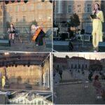 Muze Quartet pe scena Cetatii Alba Carolina (Foto)
