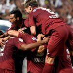 Victorie ! CFR Cluj învinge echipa din Botosani !