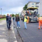 Pe ce străzi din Bistrita se lucreaza în aceasta perioada (Foto)