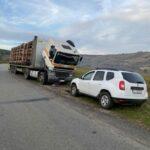 Amenzi mari pentru transport ilegal de lemne
